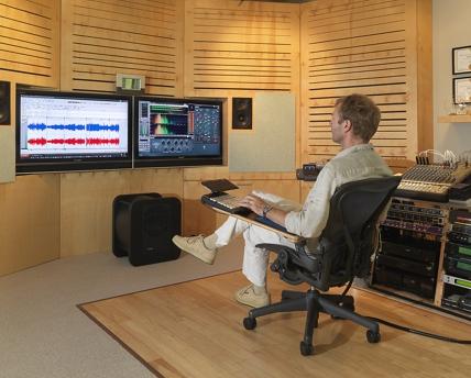 Byron Bay Recording Studio 1