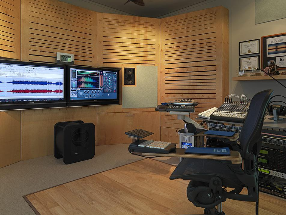 Byron Bay Recording Studio 3